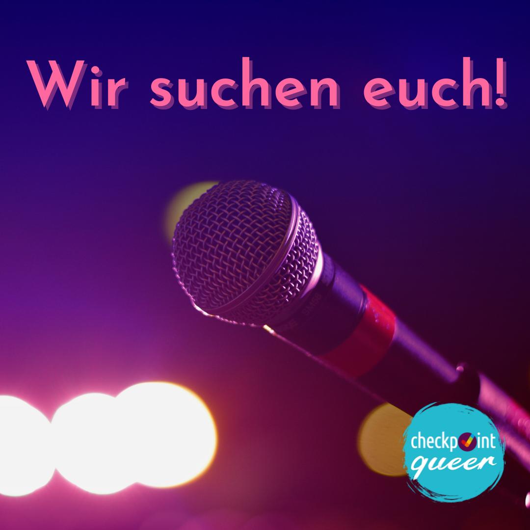 Musiker:innen und Textkünstler:innen fürs Frühsommerfest gesucht!